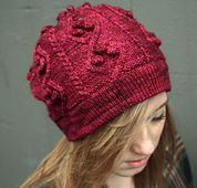 Ravelry: Cranberry Autumn pattern by Alicia Plummer