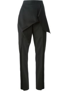 Shop J.W. Anderson crossover front tailored trousers in Penelope from the world's best independent boutiques at farfetch.com. Over 1000 designers from 300 boutiques in one website.