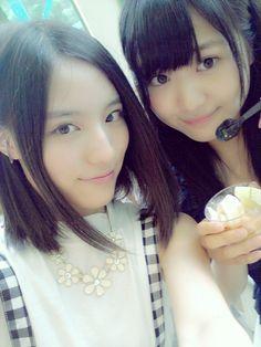 Anna Ijiri x Mirei Ueda https://plus.google.com/u/0/107410599171378978168/posts/P5hKXGyZbv2