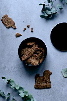 Speculatius Cookies - Kitchen Hoopla