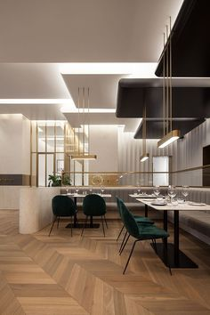 Gaga Chef by COORDINATION ASIA in Shenzhen/China   #restaurant #bar #cafe #interior #design #restaurantdesign