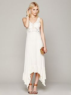 Free People Summer Love Maxi