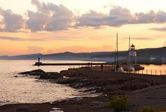 From Tofte to Grand Marais, Minnesota explorers share US-61 with lumber trucks and pause in a one-stoplight county known for great dining. Details: http://www.midwestliving.com/travel/minnesota/two-day-getaway-minnesotas-cook-county