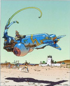 The fastest and safest way to travel the Overgrown Sands is by flying with vehicles or animals. There is a huge community of racers that have populated the arae. It is not rare to find random bars and taverns that are place over the Numenera. It is common to find Numeneras that provide tradable material and even food and water.