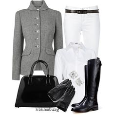 """""""No. 126 - Where is my horse ?"""" by hbhamburg on Polyvore"""