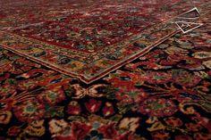 sarouk rugs | Persian Sarouk Rug 12' x 24'