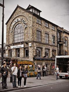 Camden, Londres.