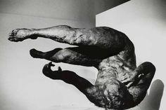 """Eric Fischl - """"Falling Woman"""""""