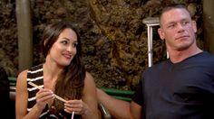 Nikki Bella and John Cena Total Divas Season 1 Episode  8 No Longer The Bridesmaid.