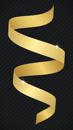 Gold ribbon element illustration | premium image by rawpixel.com / Kul Ribbon Png, Creative Banners, Baby Girl Photography, Best Stocks, Summer Landscape, Ribbon Design, Gold Ribbons, Free Illustrations, Royalty Free Photos