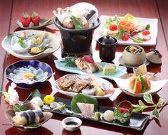 """Japanese Cuisine """"Kaiseki"""" 懐石料理"""