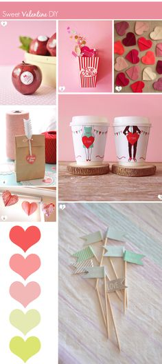 Sweet as a Candy: Sweet Valentine DIY
