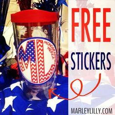 Marley Lilly Free Promotional Stickers: How It Works