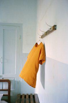 drying my dress