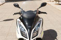 1000Km com a Kymco Downtown 300 - Test drives - Andar de Moto