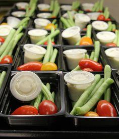 Local produce sampling at Rancho Isabella Elementary School.