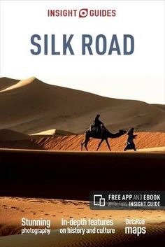 Insight Guides Silk Road:   Insight Guide The Silk Road is the complete illustrated guide to one of the world's ultimate travel adventures. Passing right through the heart of Asia, this ancient trade route traverses a quarter of the globe from the heart of China to the Mediterranean via a vast, inhospitable expanse of mountains and desert. The guide covers all the sights along the way across 13 countries and 6 time zones, with authoritative chapters on the Silk Road's history and cultu...