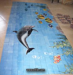 #Swimming_pool_hand_painted_tiles