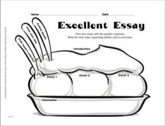 process essay graphic organizer