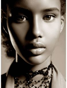 She's only 19, but Turks and Caicos native, Chrishell Stubbs is already a full-fledged, high-fashion model