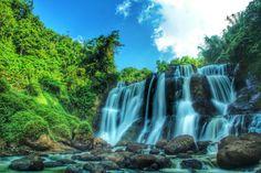 Ragam Wisata dan Kuliner Indonesia: Waterfall Malela (Curug Malela)