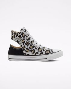 Twisted Upper Chuck Taylor All Star Black/White/Desert Ore Cute Converse, Top Shoes, Chuck Taylors, Converse Chuck Taylor, All Star, Drawer, High Top Sneakers, Footwear, Unisex