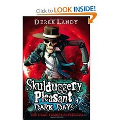 skullduggery pleasant by derek landy book 6 out of 7 and 7 doesn't come out until march :(