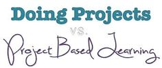 Project based Learning is a teaching and learning model that emphasizes student-centered instruction by assigning projects. It allows students to work more autonomously to construct their own learning, and culminates in realistic, student-generated products.