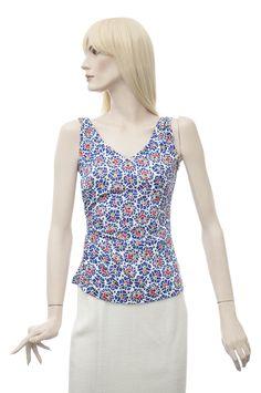 Diane Von Furstenberg, Moschino, Gucci, Vogue, Tops, Vintage, Women, Fashion, Moda