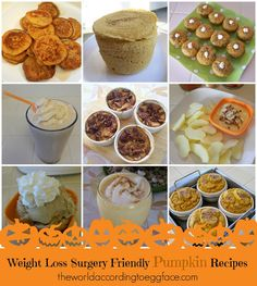 Pumpkin Recipes Sugar Free Low Carb Protein Packed Weight Loss Surgery Friendly