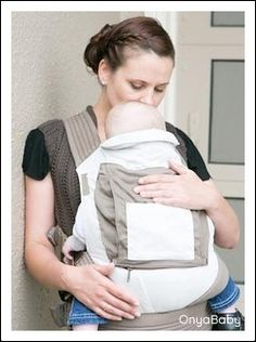 """Plagiocephaly, or """"flat-head syndrome,"""" is a largely preventable condition now found in nearly one in two N. American babies. Babywearing is flat-head prevention."""