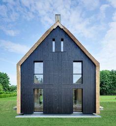 Contemporary barn residence, Germany. Möhring Architekten, Berlin