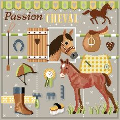 ♥ Scooby Doo, Creations, Fictional Characters, Horse Love, Bonheur, Cross Stitch, Fantasy Characters