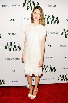 ModaPty: Sofia Coppola at The Bling Ring premiere!