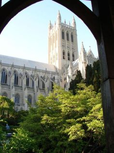 50 Free Attractions in Washington, DC: National Cathedral