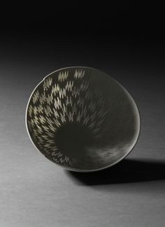 Perforated porcelainbowl by Linda Prüfer