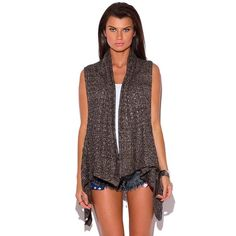 PreorderBrown Knit Sweater Vest #509 Great for all year long, throw this cute vest over tees, tanks or dresses and get that effortlessly stylish outfit effortlessly. 100% Acrylic. One size fits most. Preorder items arrive in 1-2 days. Price firm unless bundled. Tops