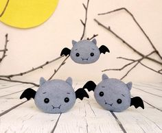 Cute Bat Halloween Decor Creepy Cute Halloween Baby Shower