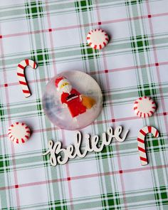 DIY peppermint soap - gift giving ideas, DIY stocking stuffers. Perfect for little ones if you place a small toy inside! Simple Gifts, Easy Gifts, Diy Craft Projects, Diy Crafts, Peppermint Soap, Celebrate Good Times, Soap Making, Stocking Stuffers, Stockings
