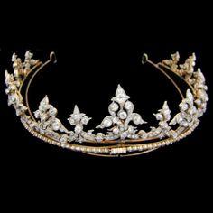 AN IMPORTANT VICTORIAN DIAMOND TIARA - Bentley & Skinner
