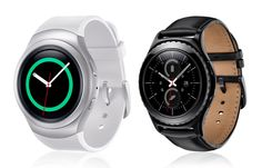 The Samsung Gear S2 allows you to control your car from your wrist. #wearables #smartwatch #IoT #GearS2