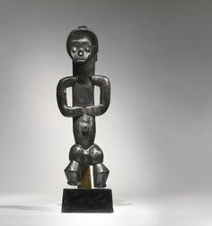 Fang-Ntumu Male Reliquary Figure, Gabon   lot   Sotheby's