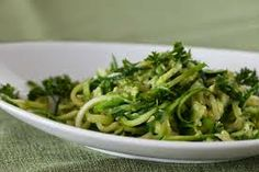 Tasty Fettucine With Asparagus and Avocado ~ Great Low Carb Meals