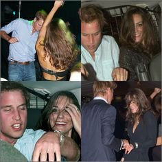 LOVE these pics of the couple prior to becoming the Cambridges.