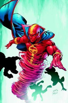 Red Tornado #RedTornado #Red #Tornado #Supergirl #Super #JusticeLeague #Justice #Leagues #Kamisco