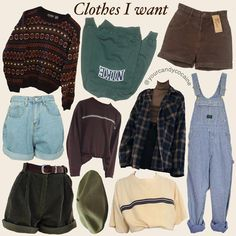 Just a simple post for today:) -a #clothes #retro #vintage #aesthetic #clothing #brown #green #armygreen #beret #overalls #90s #90sfashion…