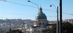 L'imponenza della Basilica dell'Incoronata Madre del Buon Consiglio!!! (Napoli)