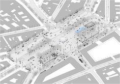 Place de la République byTVK Architectes Urbanistes