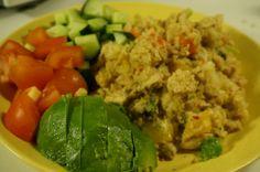 Treenaajan terveellistä kotiruokaa (resepti) | Ainon blogi - Tarinoita treenaamisesta