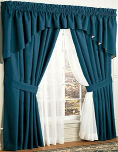 salas con cortinas hermosas - Buscar con Google